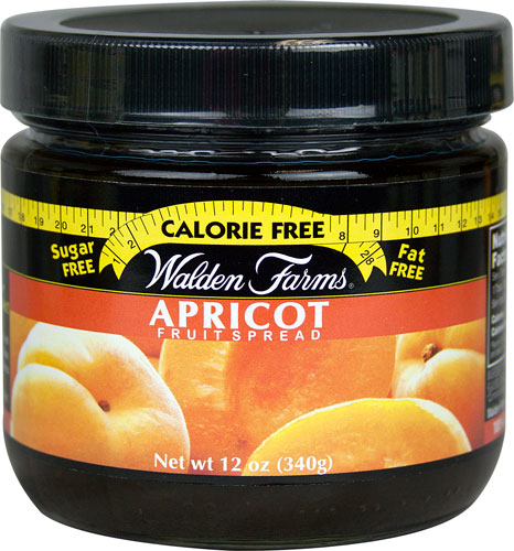 Walden Farms. Apricot Fruit Spread, 340гр