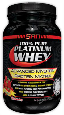 Sun. 100% Pure Platinum Whey, 908гр.
