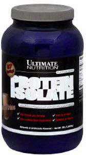 Ultimate. Protein Isolate, 1362 гр.
