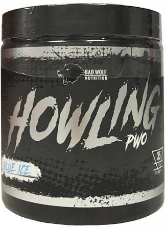 Bad Wolf Nutrition. Howling, 35 порц.
