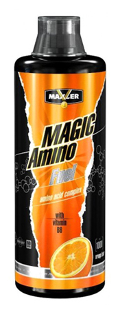 Maxler. Amino Magic Fuel, 1000 мл