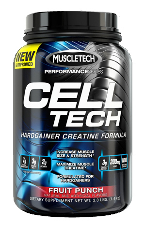 MuscleTech. Cell-Tech Performance, 3lb