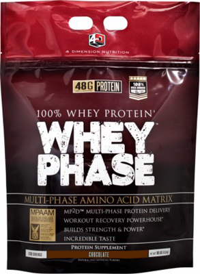 4DN. Whey Phase, 10lb