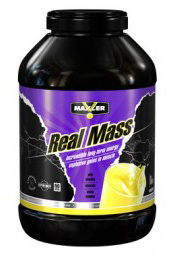 Maxler. Real Mass 4000, 4540 гр.