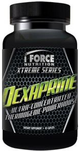 IFORCE NUTRITION. DEXAPRINE, 45 капс.