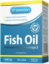 VP Laboratory. Fish Oil 1000mg, 60 капс.