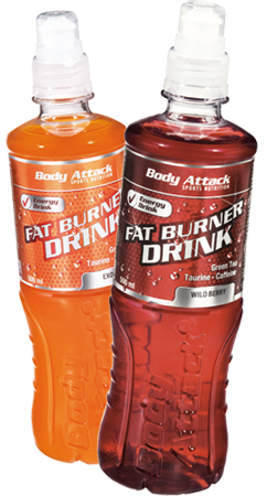 Body Attack. Fat Burner Drink, 500 мл.