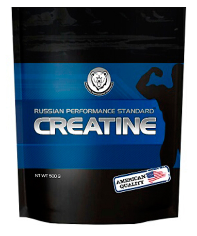 RPS Nutrition. Creatine, 500 гр.