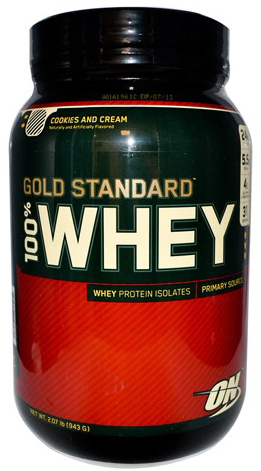 ON. 100% Whey Gold Standard, 907 гр.