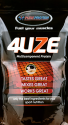 PureProtein. FUZE Multicomponent Protein, 1кг.