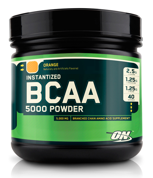 ON. BCAA 5000 Powder, 390 гр.