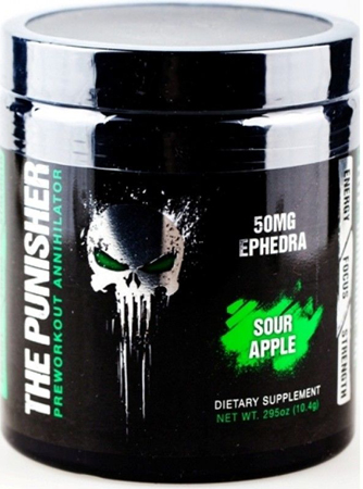 R.E.D. Labs. The Punisher, 30 порц