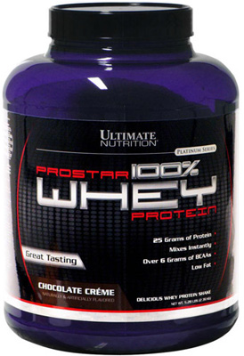 Ultimate. Prostar Whey, 5 lb