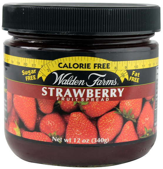 Walden Farms. Strawberry Fruit Spread, 340гр