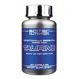 Scitec Nutrition, Taurine, 90 капс.