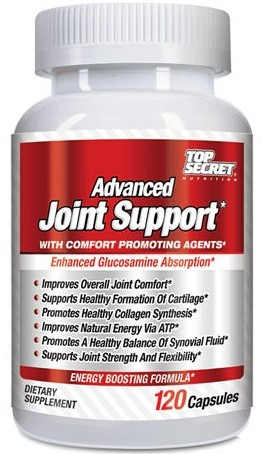Top Secret. Advanced Joint Support, 120 капс.
