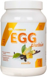 CYBERMASS. Egg protein, 750 гр