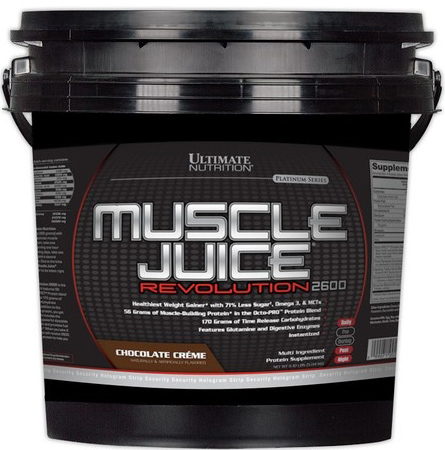 Ult. Muscle Juice Revolution 2600, 5040гр.
