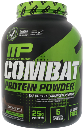 Musclepharm. Combat, 1814гр.