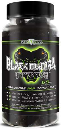 Innovative Labs. BLACK MAMBA, 90 капс.