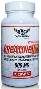 Dark pharm. Carnitine HCL, 90 капс.