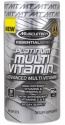 Muscletech, Platinum multi vitamin, 90 таб.