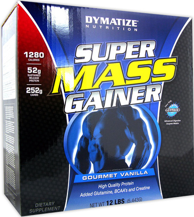 Dymatize. Super Mass Gainer, 5443 гр.