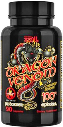 IDL. Dragon Venom, 90 капс.