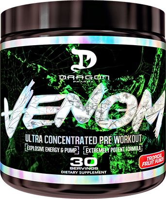Dragon Pharma. VENOM, 30 порц.