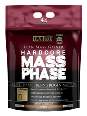 4DN Hardcore Mass Phase, 10 lbs