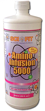 SciFit. Amino Infusion 5000, 950 мл.